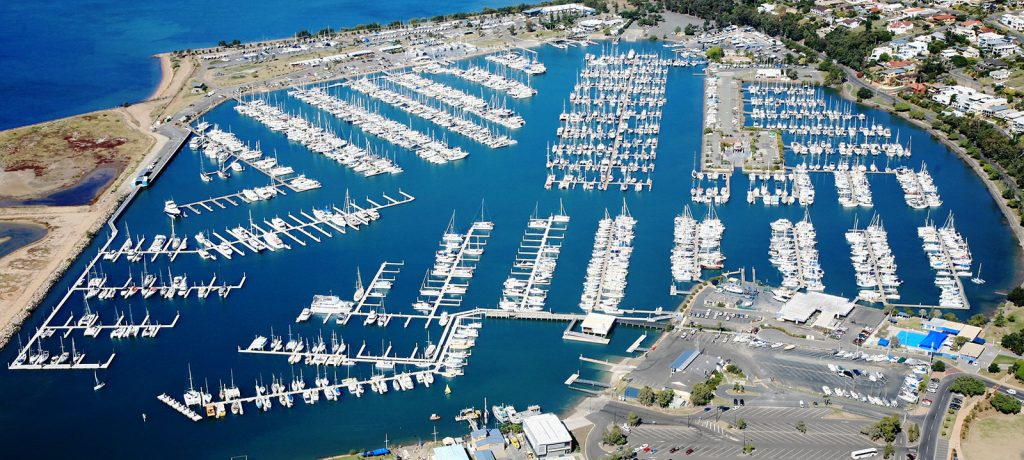 Royal Queensland Yacht Squadron Marina